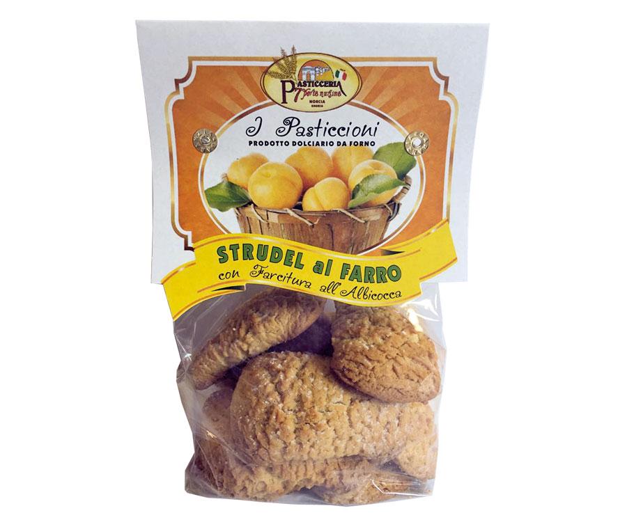 immagine strudel-al-farro-con-confettura-di-albicocche