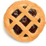 foto crostatina al farro confettura ai frutti di bosco