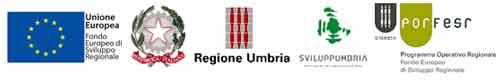 Loghi regione Umbria Tutto Food di Milano 2017